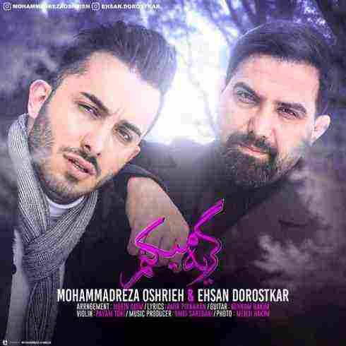 دانلود آهنگ جدیدمحمدرضا عشریه و احسان درستکارگریه میکنم