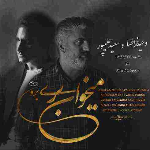 دانلود آهنگ جدیدوحید خراطها و سعید علیپورمیخوای بری برو
